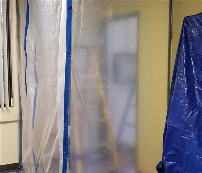Mold Remediation in Ontario, CA After