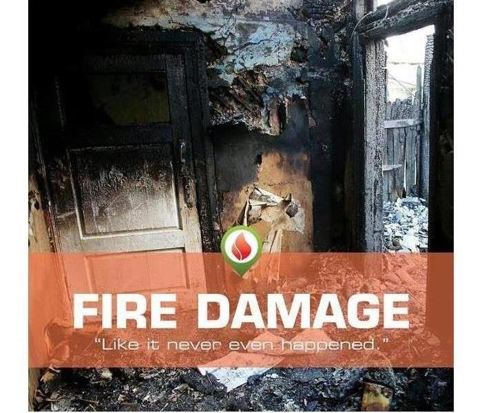Fire Damage San Gabriel Valley Smoke and Soot Cleanup