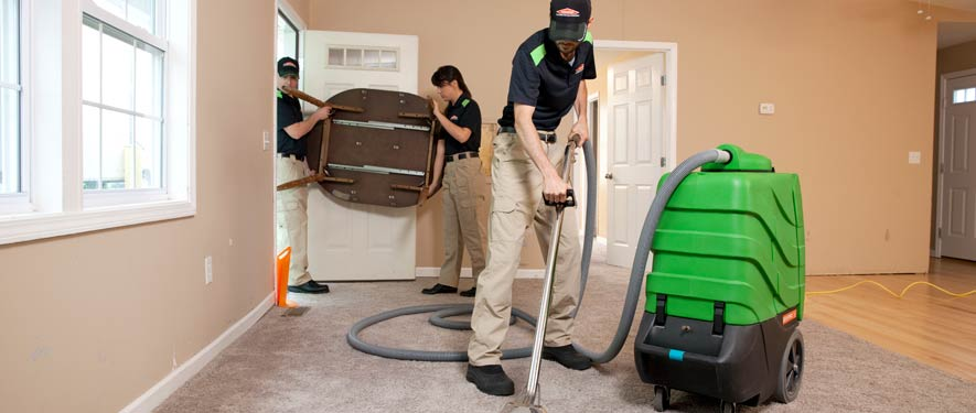 San Gabriel, CA residential restoration cleaning